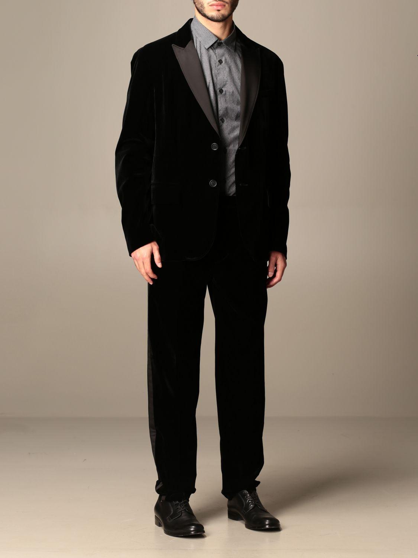Pants Armani Exchange: Pants men Armani Exchange black 2