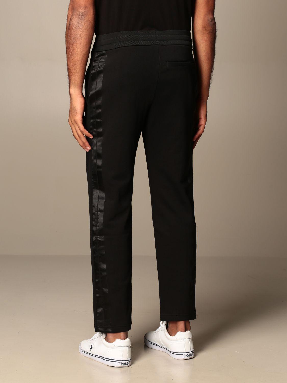 Pantalon Armani Exchange: Pantalon homme Armani Exchange noir 2