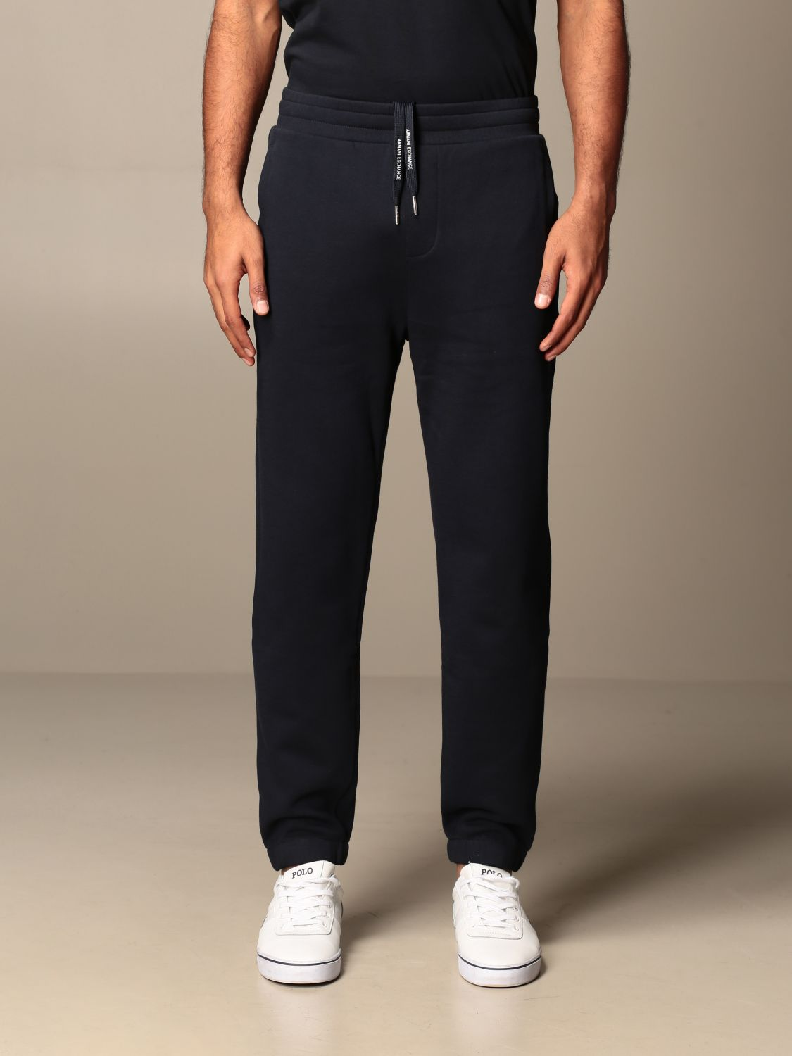 Trousers Armani Exchange: Trousers men Armani Exchange navy 1