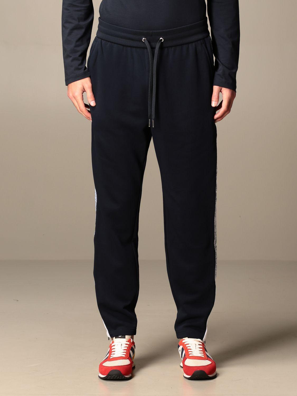 Pantalon Armani Exchange: Pantalon homme Armani Exchange bleu marine 1