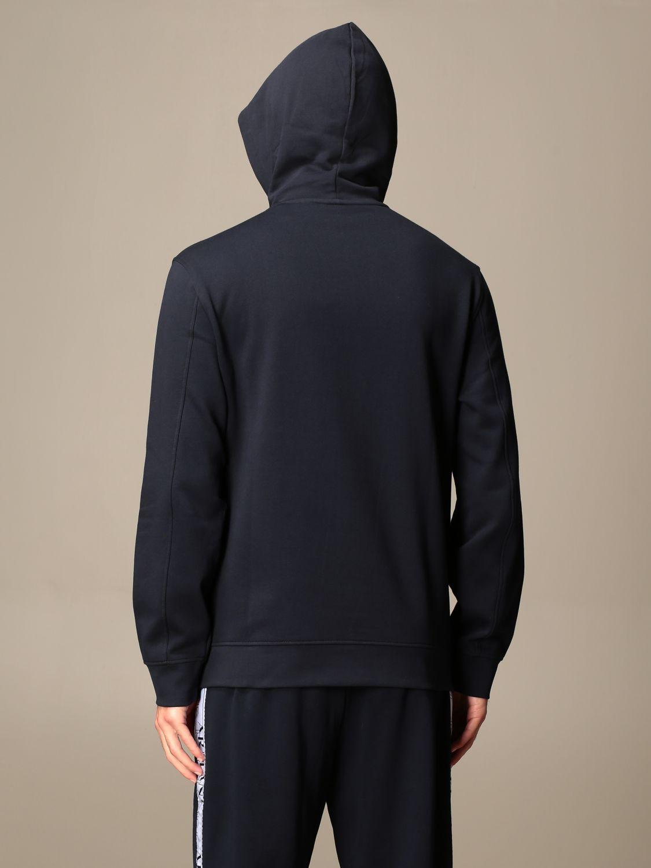Sweatshirt Armani Exchange: Sweatshirt homme Armani Exchange bleu marine 3