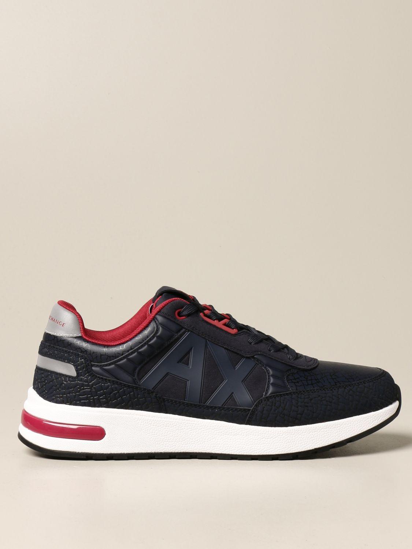 Sneakers Armani Exchange: Sneakers men Armani Exchange navy 1