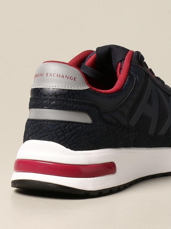 Sneakers Armani Exchange: Sneakers men Armani Exchange navy 3