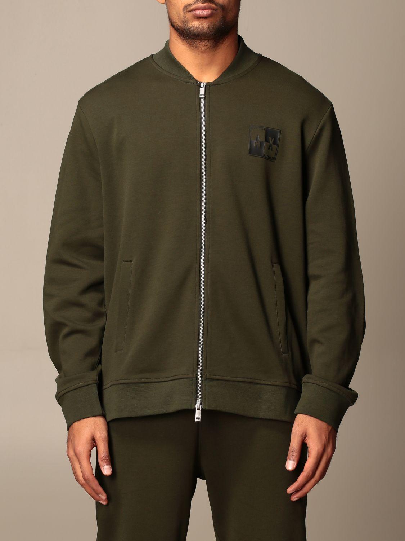 Sweatshirt Armani Exchange: Sweatshirt men Armani Exchange green 1
