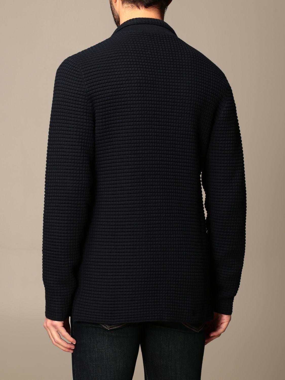 Blazer Armani Exchange: Jacket men Armani Exchange navy 3