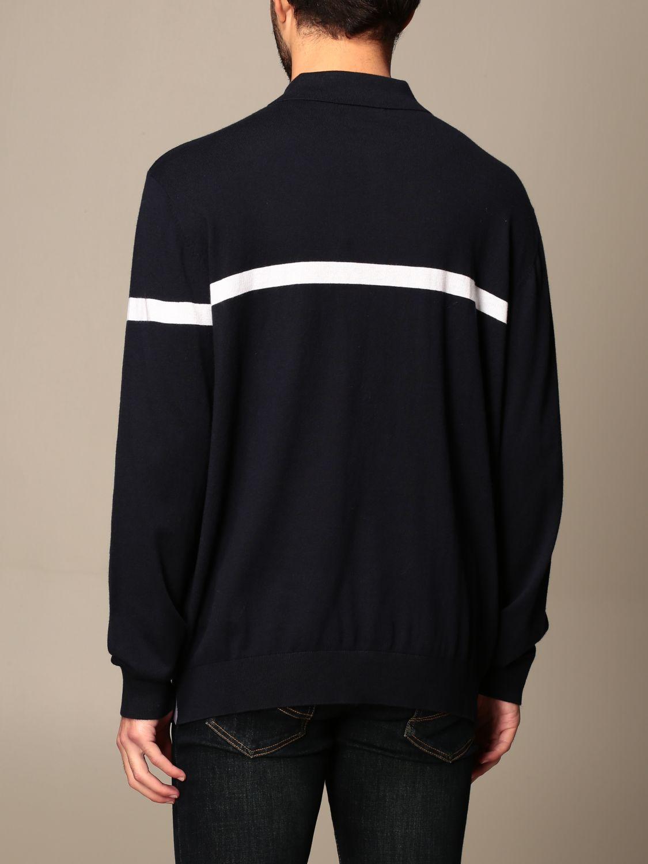 Polo shirt Armani Exchange: Jumper men Armani Exchange navy 2