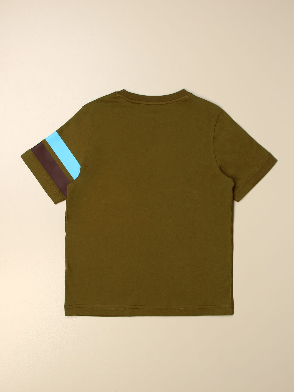 Camiseta Burberry: Camiseta niños Burberry verde 2