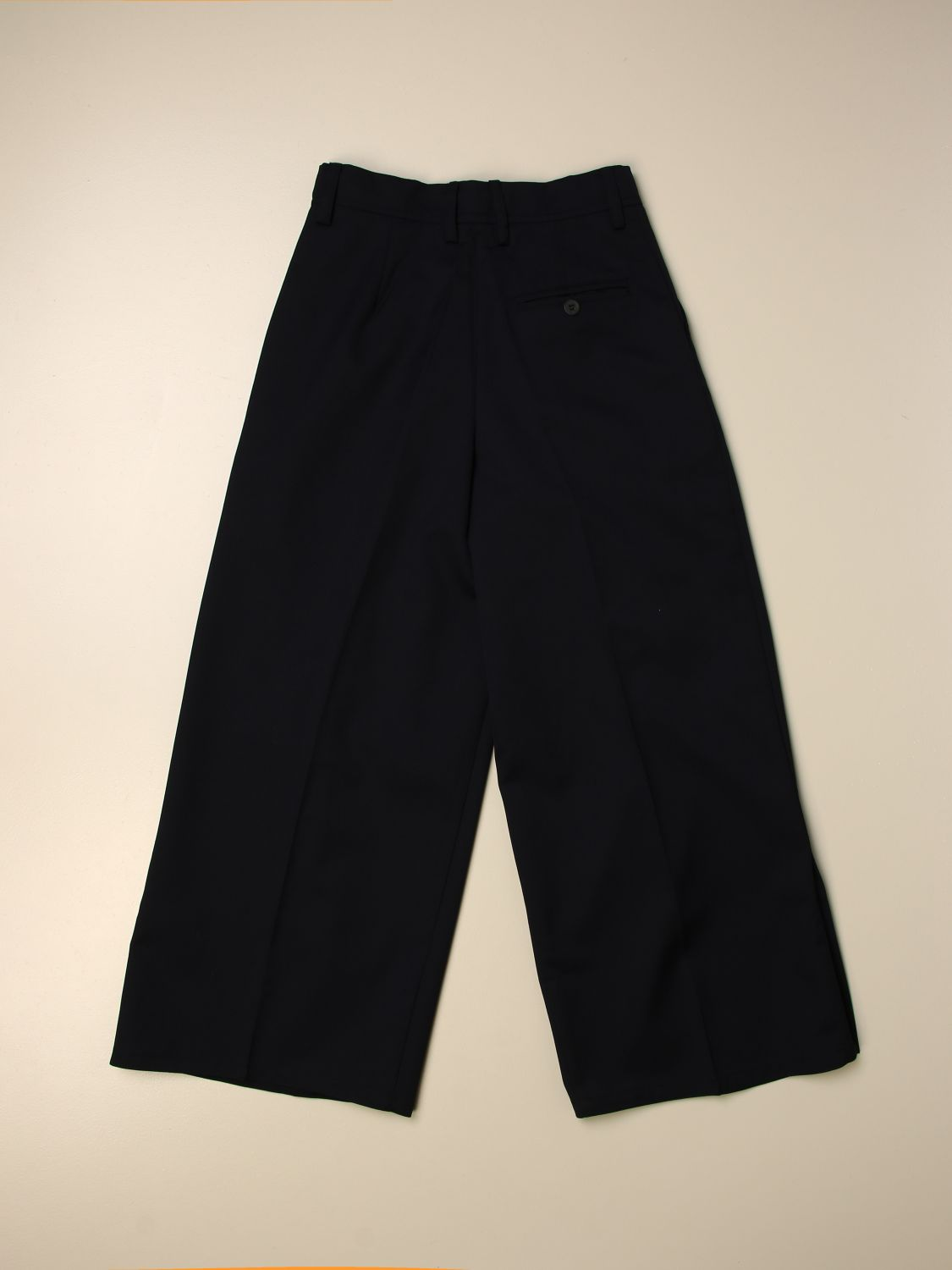 Pants Marni: Pants kids Marni navy 2