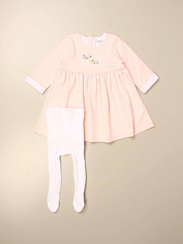 Jumpsuit Givenchy: Givenchy dress + tights set pink 1