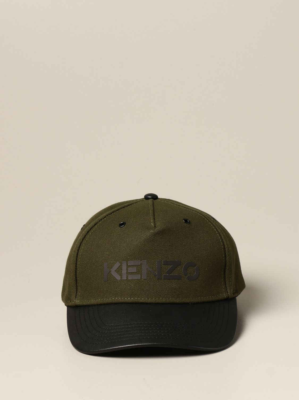 Chapeau Kenzo: Chapeau femme Kenzo vert 2