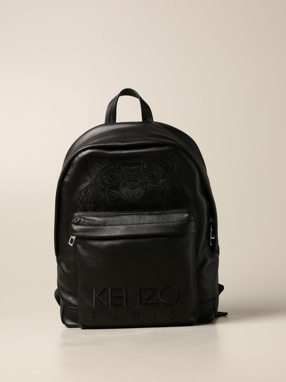 Zaino Kenzo: Zaino uomo Kenzo nero 1