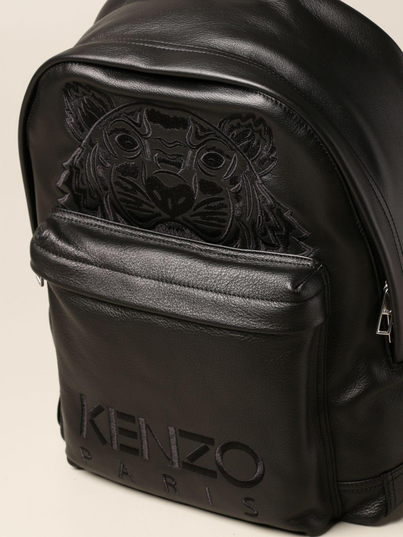 Zaino Kenzo: Zaino uomo Kenzo nero 3