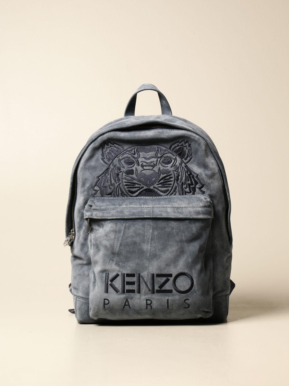 Zaino Kenzo: Zaino uomo Kenzo petrolio 1