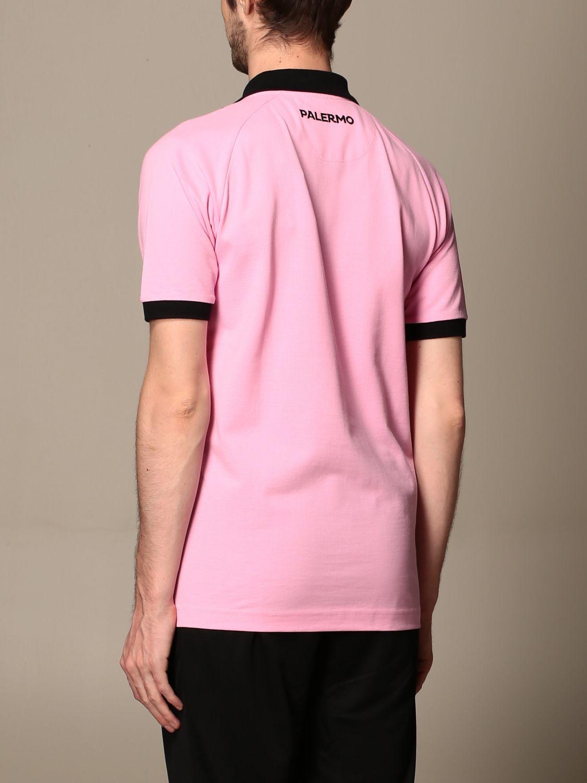 POLO衫 Palermo: Polo衫 男士 Palermo 粉色 2