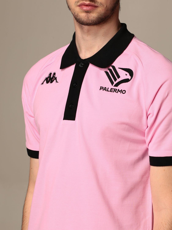 POLO衫 Palermo: Polo衫 男士 Palermo 粉色 3