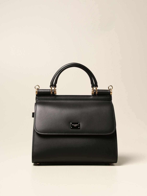 Handtasche Dolce & Gabbana: Handtasche damen Dolce & Gabbana schwarz 1