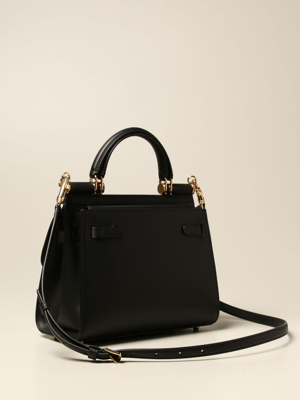 Handtasche Dolce & Gabbana: Handtasche damen Dolce & Gabbana schwarz 2