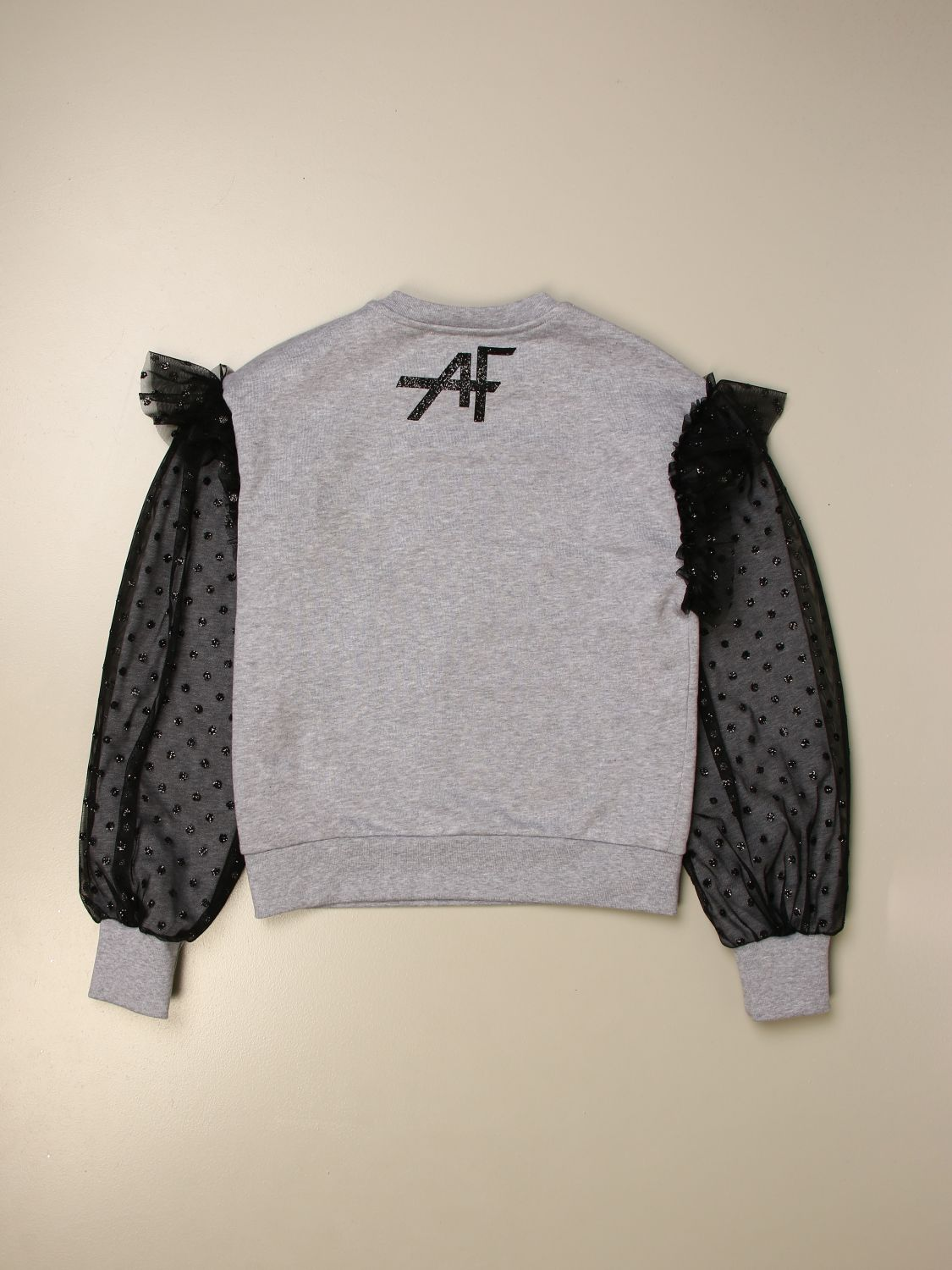 Jumper Alberta Ferretti Junior: Jumper kids Alberta Ferretti Junior grey 2