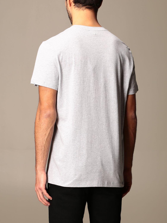 T-shirt Balmain: T-shirt men Balmain grey 2