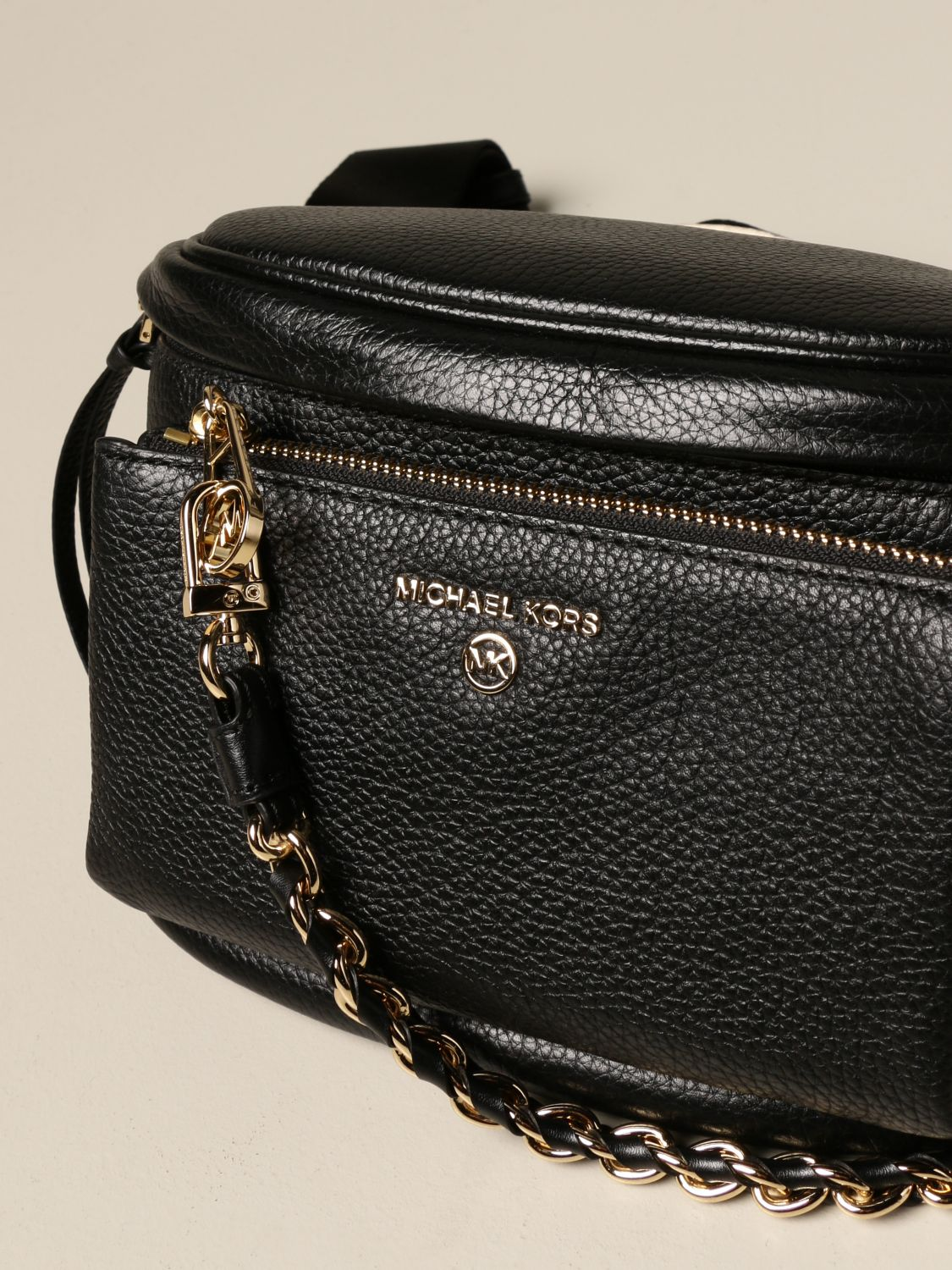 Michael Michael Kors pouch in textured leather