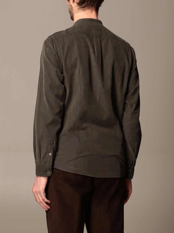 Shirt Alessandro Dell'acqua: Alessandro Dell'acqua cotton shirt green 2