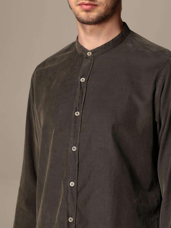 Shirt Alessandro Dell'acqua: Alessandro Dell'acqua cotton shirt green 3
