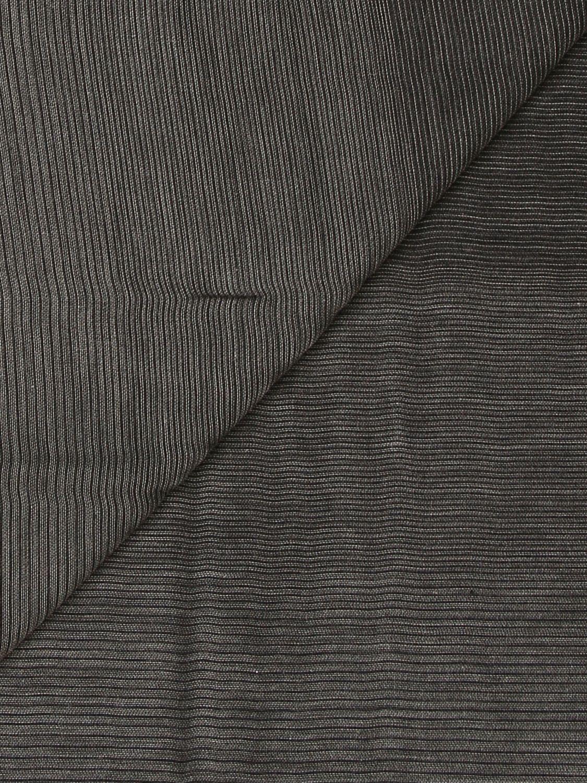 Scarf Alessandro Dell'acqua: Alessandro Dell'acqua gradient scarf grey 3