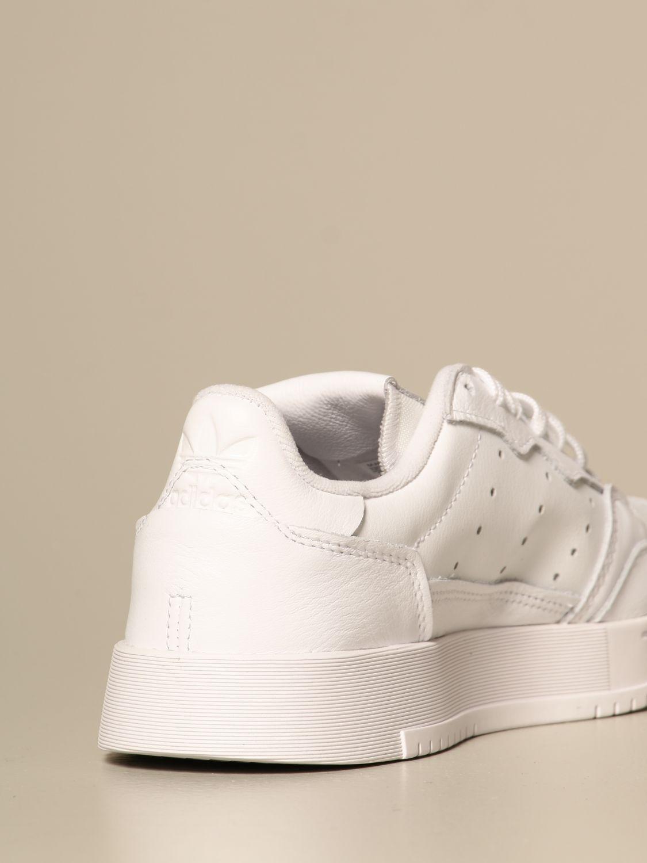 Sneakers Adidas Originals: Sneakers supercourt adidas originals in pelle bianco 3