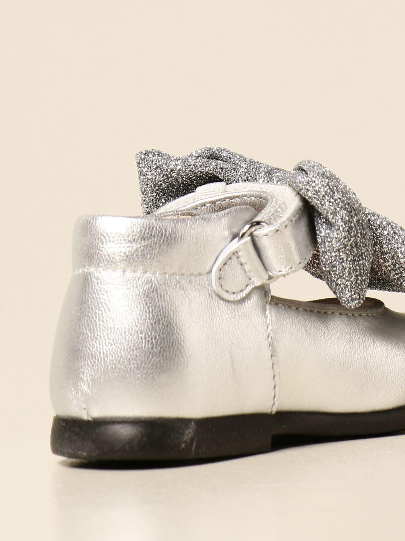Scarpe Florens: Scarpe bambino Florens argento 3