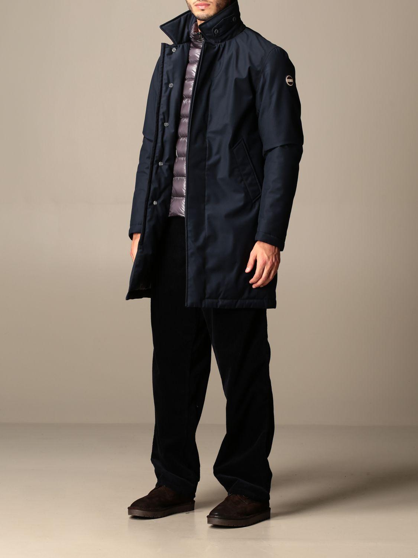 Куртка Colmar: Куртка Мужское Colmar синий 3