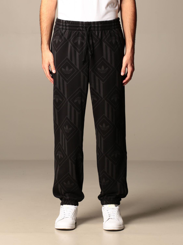 Trousers Adidas Originals: Trousers men Adidas Originals black 1