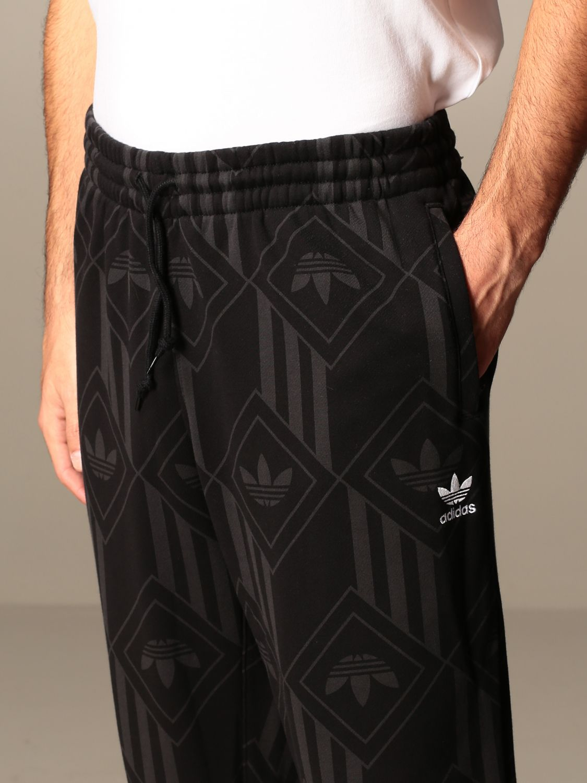Trousers Adidas Originals: Trousers men Adidas Originals black 4