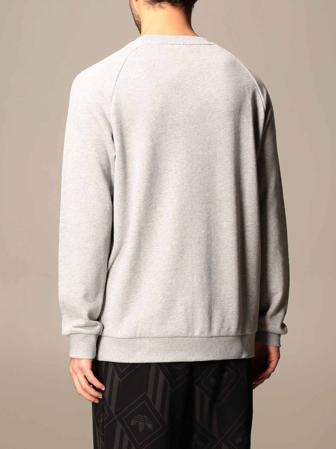 Sweatshirt Adidas Originals: Sweatshirt men Adidas Originals grey 3
