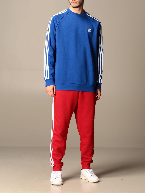 Толстовка Adidas Originals: Толстовка Мужское Adidas Originals синий 2