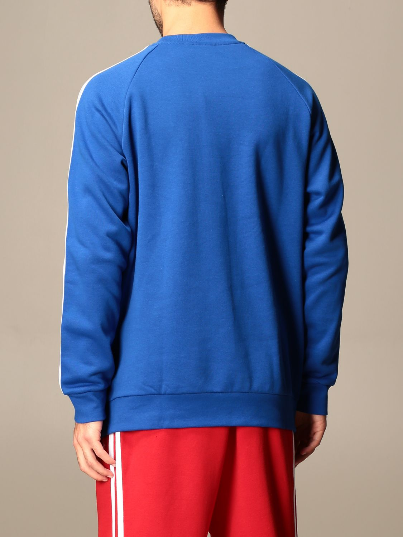Толстовка Adidas Originals: Толстовка Мужское Adidas Originals синий 3