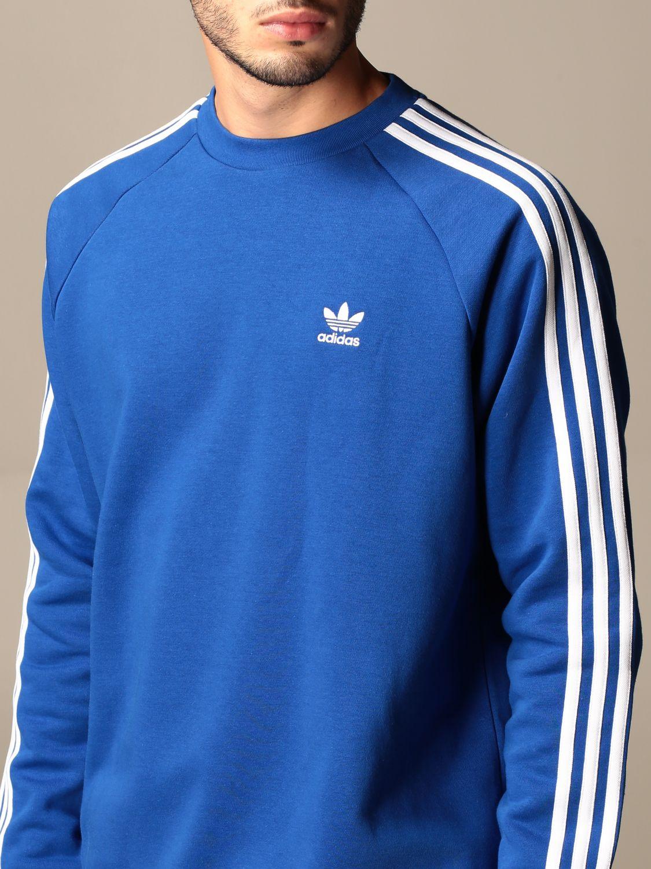 Толстовка Adidas Originals: Толстовка Мужское Adidas Originals синий 4