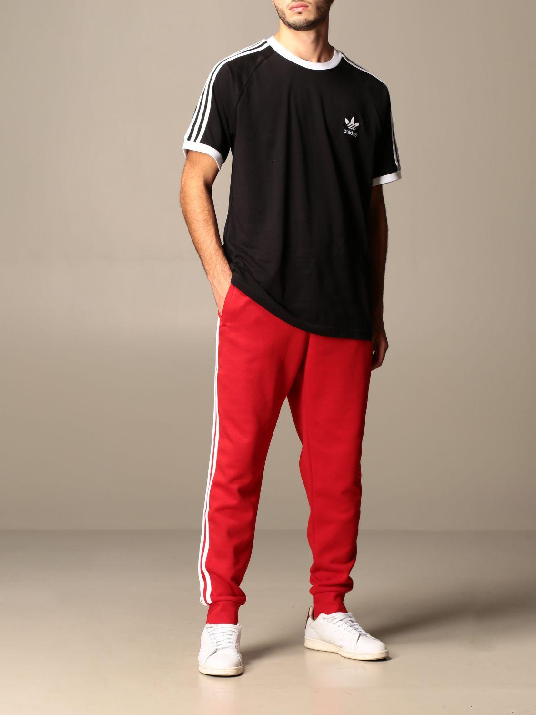 Trousers Adidas Originals: Trousers men Adidas Originals red 2