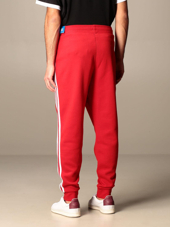 Trousers Adidas Originals: Trousers men Adidas Originals red 3