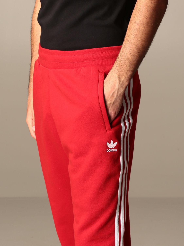 Trousers Adidas Originals: Trousers men Adidas Originals red 4