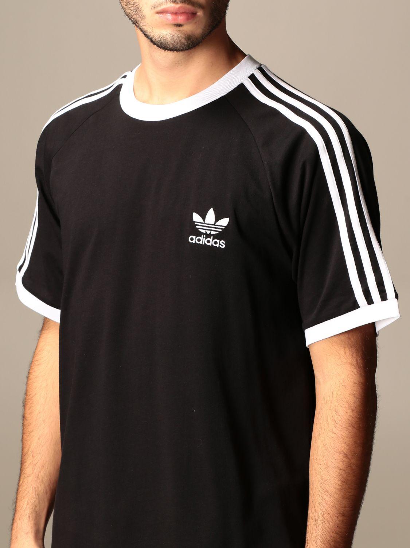 T-shirt Adidas Originals: T-shirt men Adidas Originals black 4