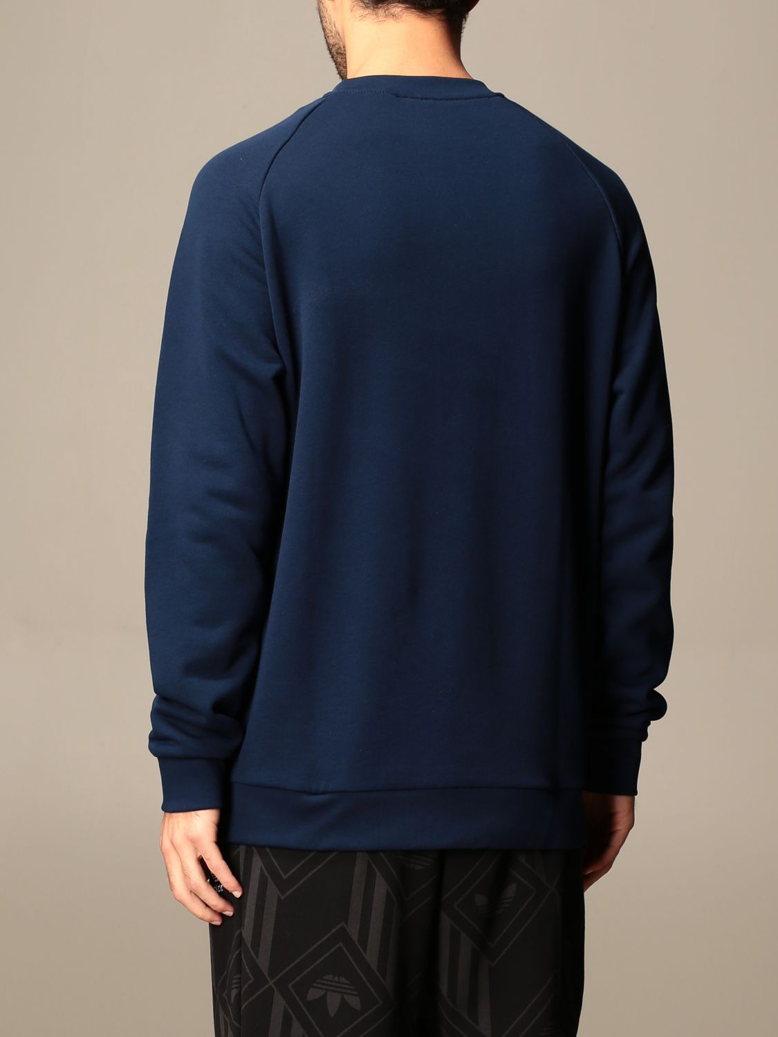 Sweatshirt Adidas Originals: Sweatshirt men Adidas Originals navy 3