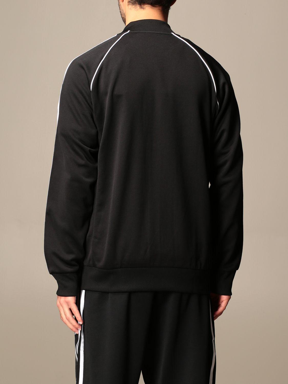 Sweatshirt Adidas Originals: Sweatshirt homme Adidas Originals noir 3
