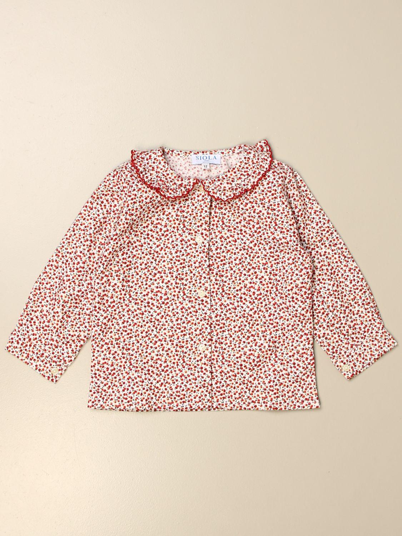 衬衫 Siola: 衬衫 儿童 Siola 白色 1