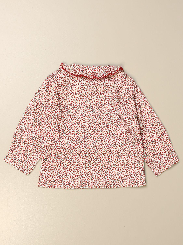 Camisa Siola: Camisa niños Siola blanco 2