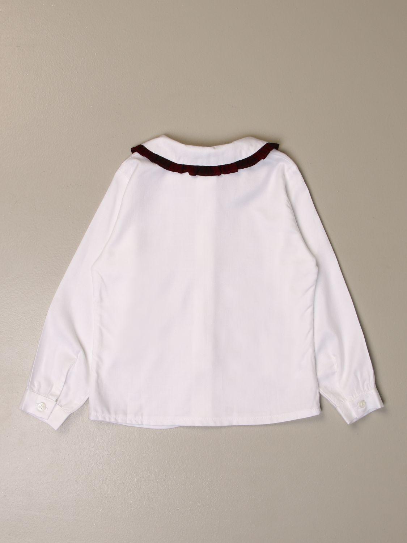 衬衫 Siola: 衬衫 儿童 Siola 白色 1 2