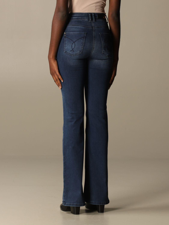 Jeans Mujer Patrizia Pepe Jeans Patrizia Pepe Mujer Denim Jeans Patrizia Pepe 8j0937 A1hib Giglio Es
