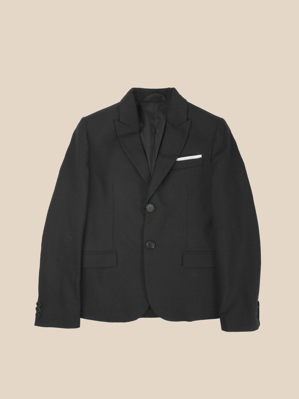 Blazer Neil Barrett: Jacket kids Neil Barrett black 1