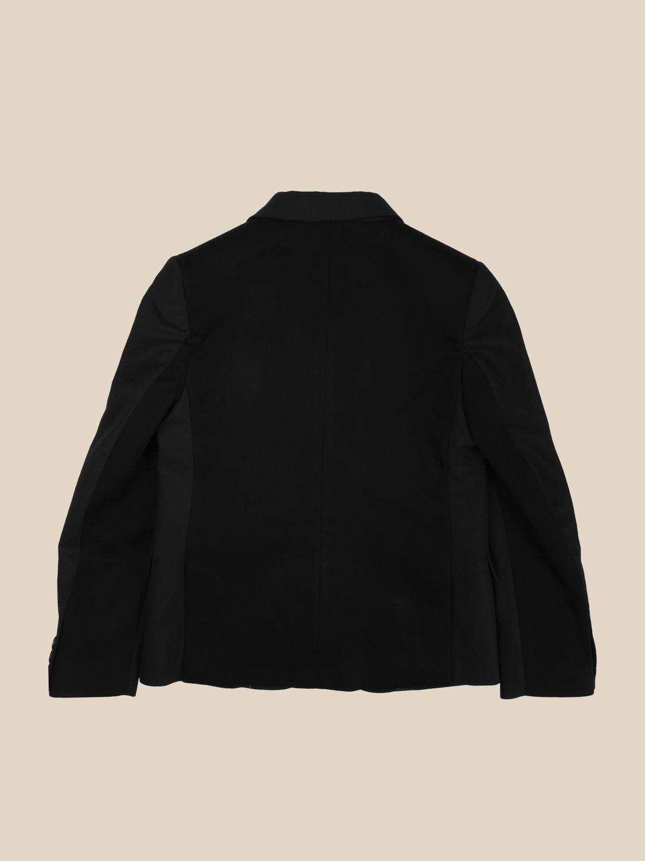 Blazer Neil Barrett: Jacket kids Neil Barrett black 2