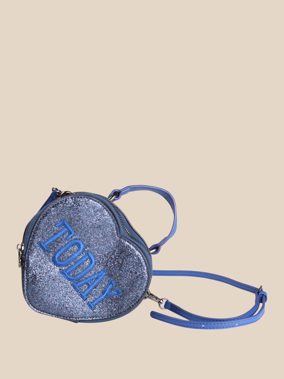 包袋 Alberta Ferretti Junior: 包袋 儿童 Alberta Ferretti Junior 蓝色 1