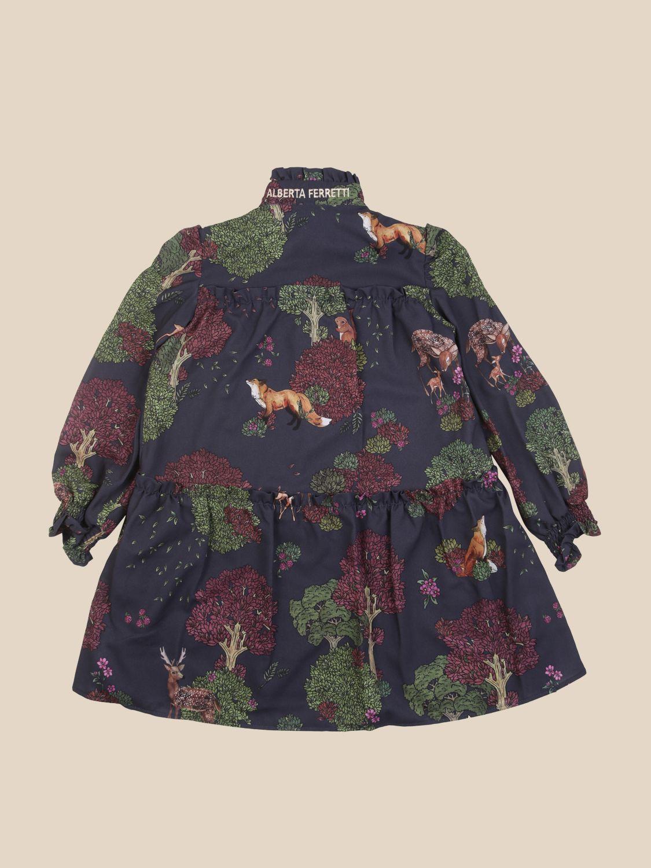 Dress Alberta Ferretti Junior: Dress kids Alberta Ferretti Junior blue 2
